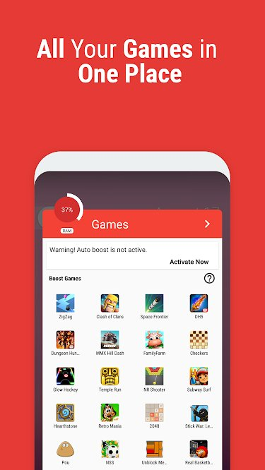 Game Booster | Play Games Faster & Smoother MOD APK