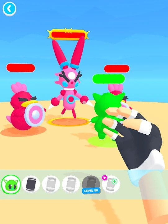 Monster Box MOD for Android
